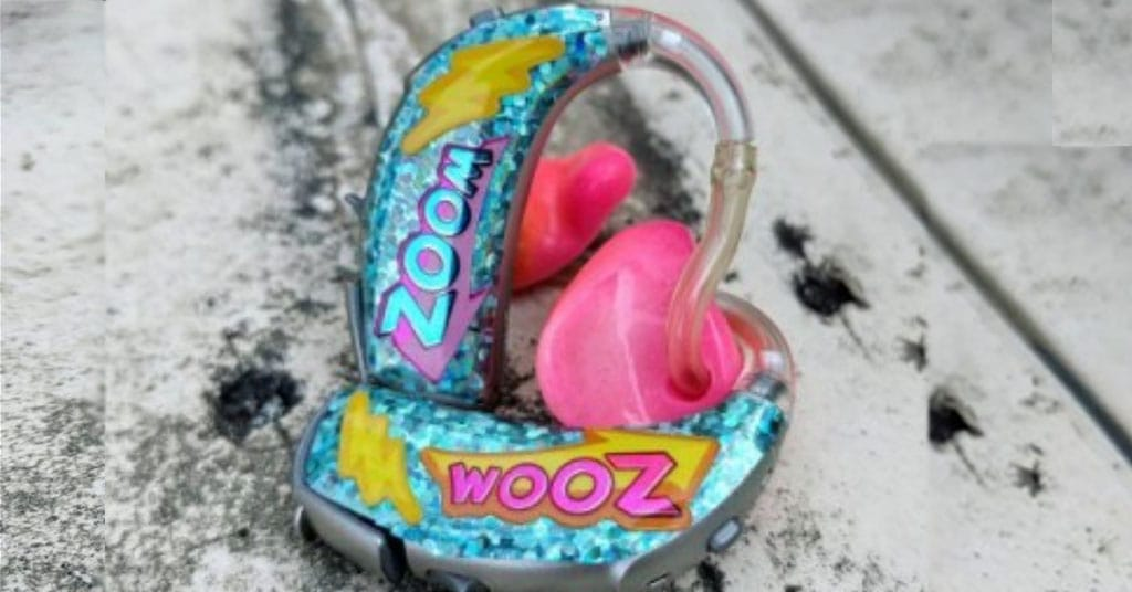 NEWSFLASH: Hearing aids ARE cool!