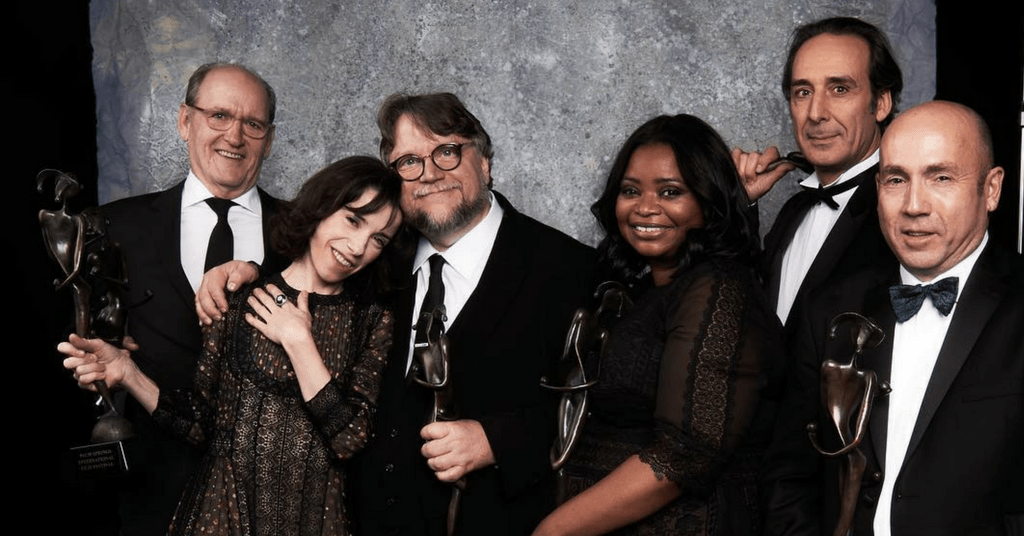 Is Oscar winner 'The Shape of Water' spreading deaf awareness?