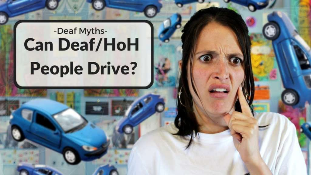Watch: Can deaf people drive?