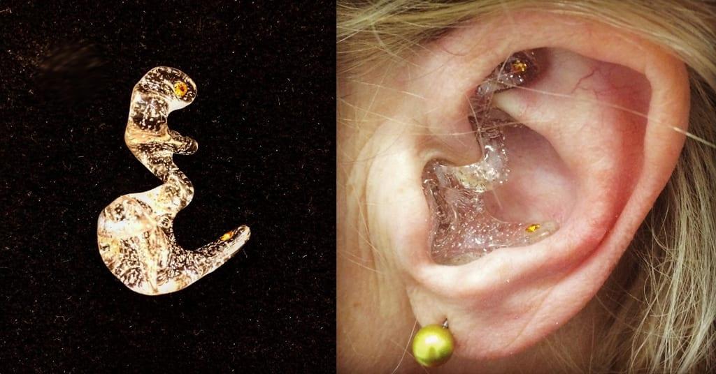 hearing aid ear molds