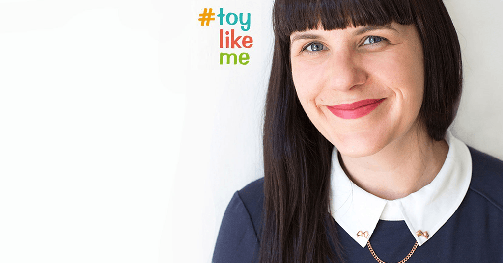 Toy Like Me: Changing disability stereotypes one toy at a time