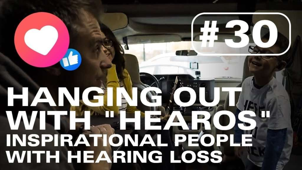 Why I love being part of a hearing loss community