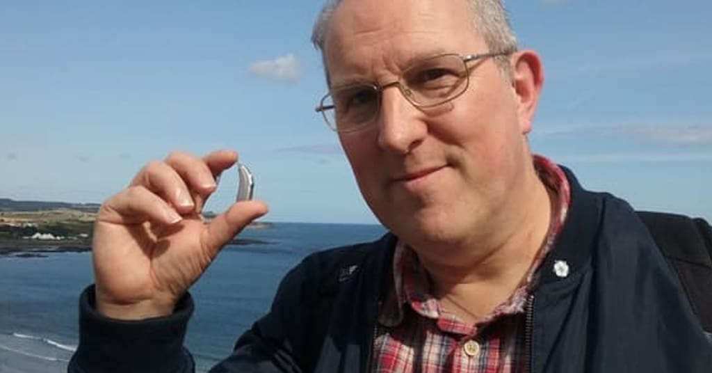 My Hearing Loss Journey: From realisation, diagnosis and beyond