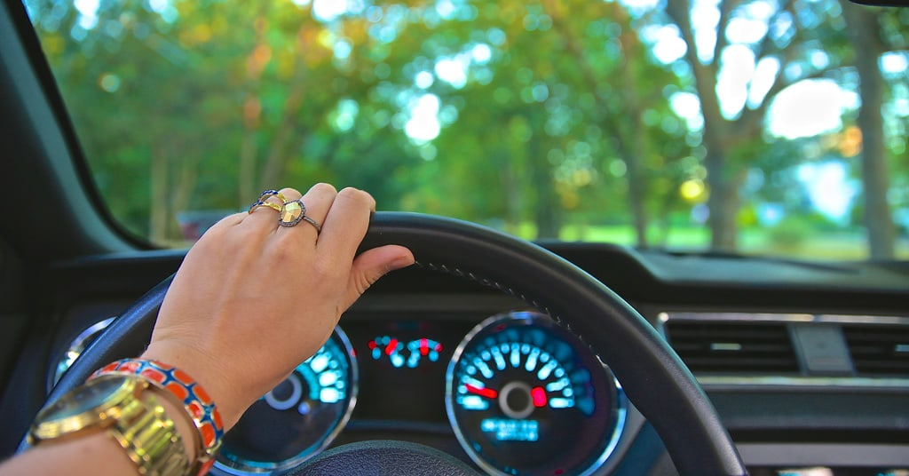 How I'm learning to drive despite my hearing loss