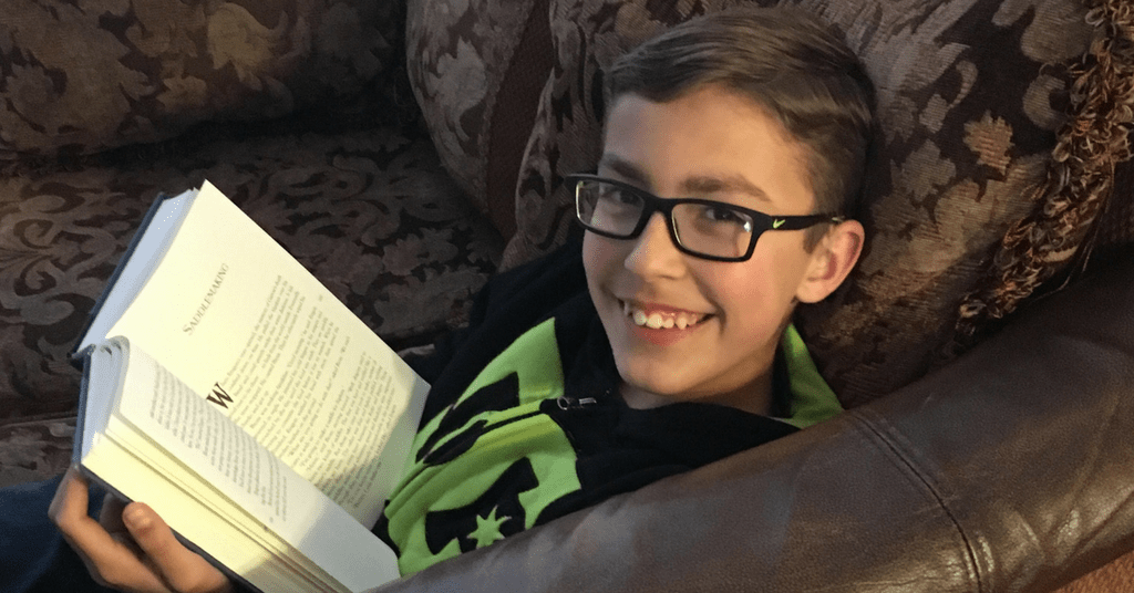 Community Spotlight: How Phonak Cros II hearing aids made a difference in Dominic's life