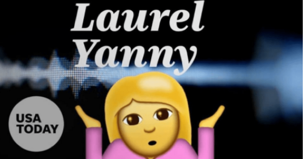 Yanny or Laurel? Why we hear different words in this viral audio clip