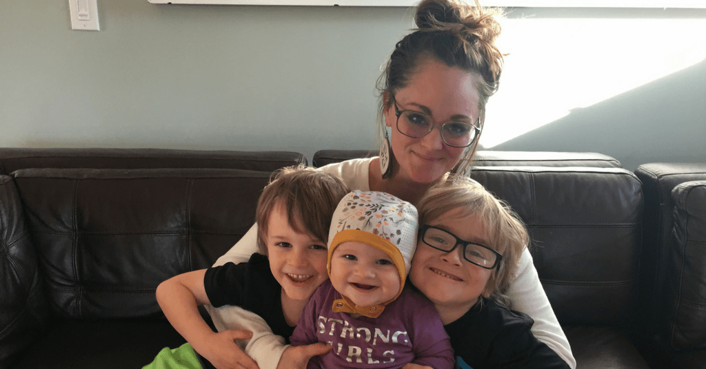Why I am grateful for my children's hearing loss